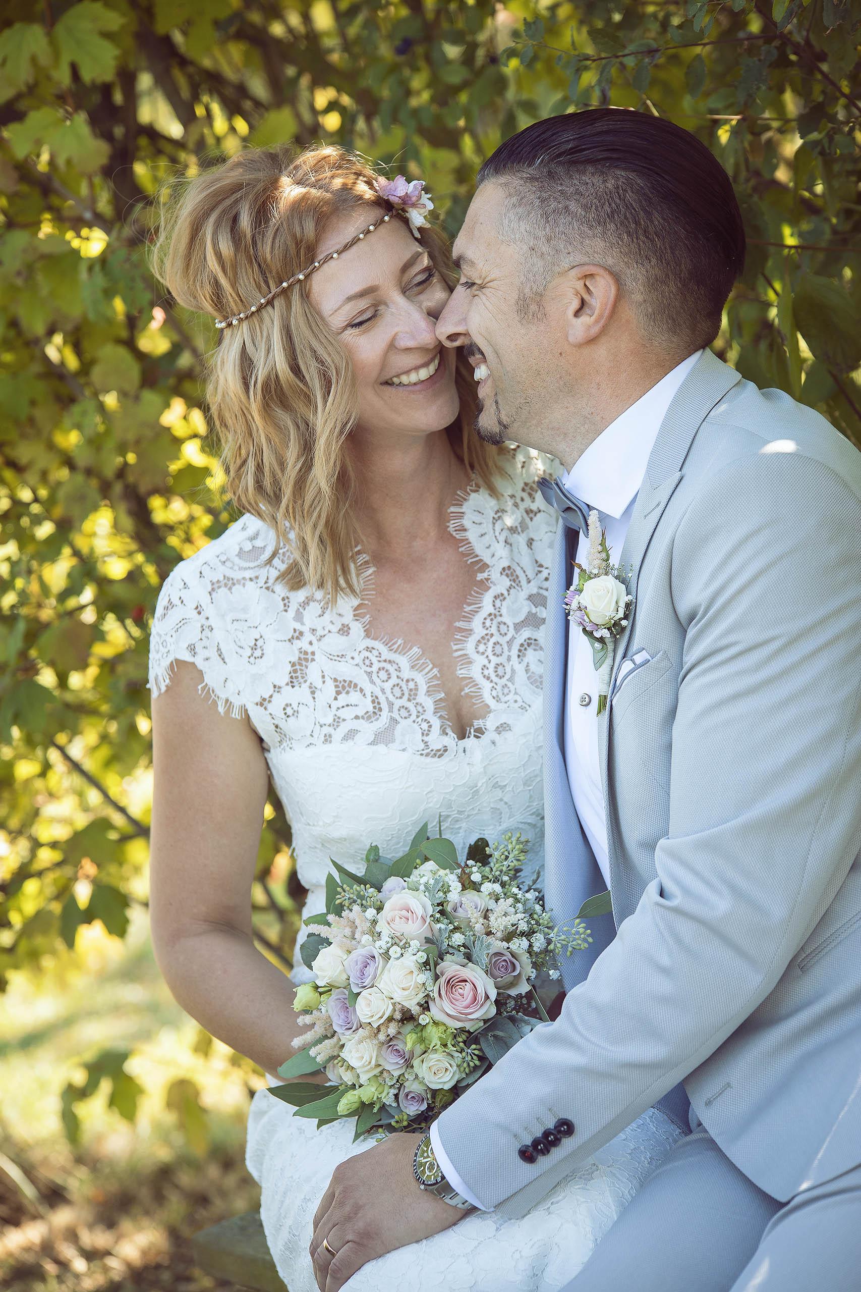 Hochzeitsfotografie auf Gut Herbigshagen